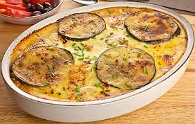 cuisine caucasienne picture of aubergine and moussaka food