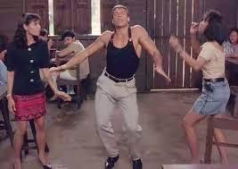 Meme Dance - create meme van dam van dam jean claude van damme dancing