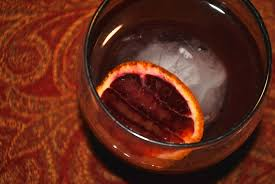 french 75 recipe blood orange old fashioned and blood orange negroni and cava