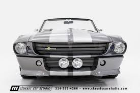 1967 Ford Mustang Black 1967 Ford Mustang Classic Car Studio