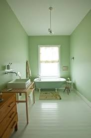 paint color portfolio mint green bathrooms apartment therapy