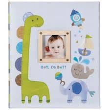 Cr Gibson Photo Album Baby Boy Memory Books From Buy Buy Baby