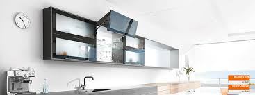 AVENTOS HF The Bifold Lift System - Blum kitchen cabinets