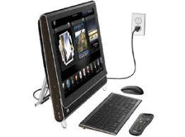 ecran tactile pc bureau hp lance pc de bureau à écran tactile