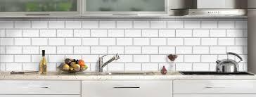 credence cuisine metro carrelage metro blanc brico depot top carrelage metro blanc