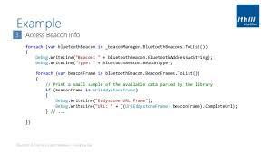 bluetooth beacons bluetooth 5 ibeacon eddystone arduino windows u2026