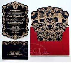 and black wedding invitations wedding invitations awesome black wedding invitations