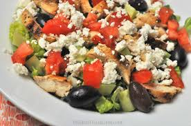 Ina Garten Greek Salad Main Dishes The Grateful Cooks