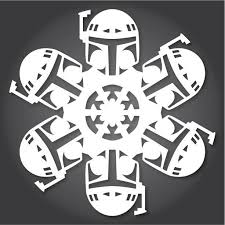 templates for snowflakes 60 free paper snowflake templates star wars style christmas
