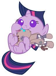 Baby Twilight Sparkle My Pony Friendship Is Magic Baby Twilight Sparkle