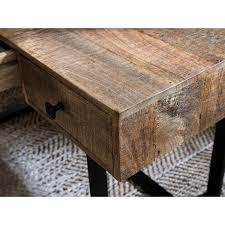 Ashley Office Desk by Mango Wood Metal Home Office Desk By Signature Design By Ashley