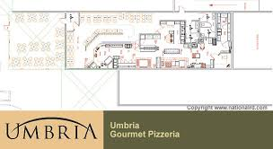 pizza shop floor plan umbria gourmet pizza restaurant design restaurant design layout