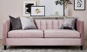 living spaces emerson sofa homespiration now is the moment to get into velvet thepoint