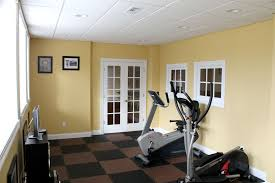 home exercise room decorating ideas community center flooring exercise room multi color rubber haammss