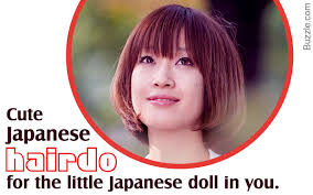 amazingly charming japanese hairstyles perfect for round faces