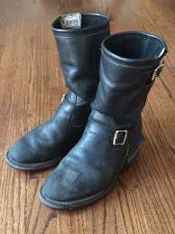 engineer style motorcycle boots have to buy a new pair of boots picture are those red wing