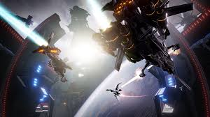 eve valkyrie u2013 warzone game ps4 playstation