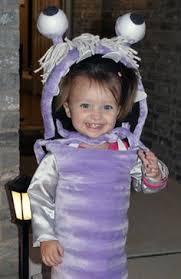 Monster Boo Halloween Costume Boo Monsters Walt Disney Monsters Disney