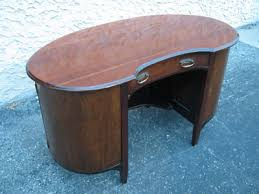 Kidney Bean Desk Furniture Antique Price Guide