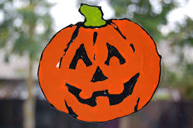Halloween Glass Ornaments by Diy Halloween And Christmas Window Decals Clings Stickers Using