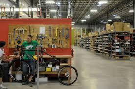 warehouse bench bti opens new sf warehouse albuquerque journal