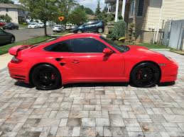 guards red porsche porsche 911 turbo for sale 2007 guards red