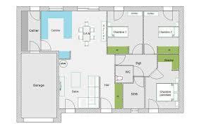 plan maison plein pied 90m2 free with plan maison plein pied 90m2