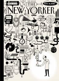 new yorker thanksgiving cartoon christoph niemann the new yorker covers