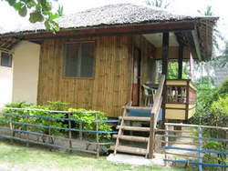Lenlys Cottage Resort White Beach Puerto Galera  Philippines