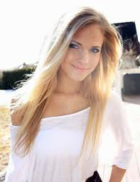 long blonde haircuts popular long hairstyle idea