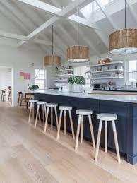 Wooden Kitchen Flooring Ideas Kitchen Flooring Is Russian White Oak Fumed Prime Grade Hardwax