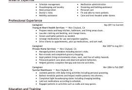 Emt Job Description Resume by Caregiver Resume Samples Visualcv Resume Samples Database