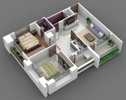 2 bhk home design download image