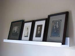 mosslanda ikea decorative wall shelves inch picture ledge mounted display ideas