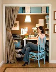 Small Home Office Designs A Nook Or Unused Closet Can Be - Closet home office design ideas