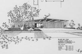 eichler home plans ever lived in an eichler home they re coming back news