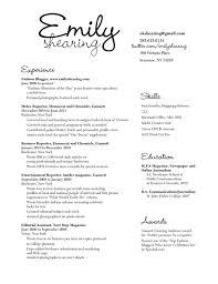 freelance writer resume sample writer resume examplessample