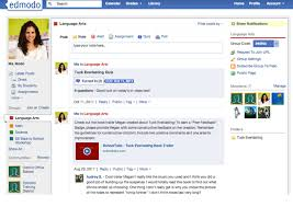 edmodo problems greylock and benchmark lead 15m round in social collaboration