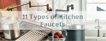 faucet types kitchen types of kitchen faucets new faucet design within 14 1000keyboards com