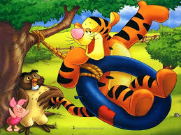 tigger backgrounds group 46
