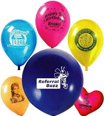 personalized balloons personalized custom balloons and napkins ready in 24hr