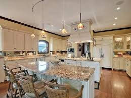 white kitchen with island luxury white kitchen with central island which