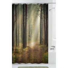 Removable Shower Curtain Rod by Curtains Unique Shower Curtain Rings Crystal Shower Curtain