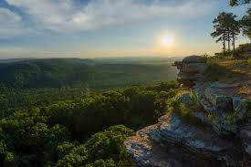 Arkansas mountains images A crag overlooking the ozark mountains of arkansas oc 3000x2000 jpg