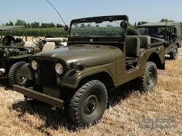 Kaiser Jeep Cj5 1970 Oldiesfan67