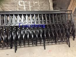 china wrought iron balcony fence iron balcony railing balcony