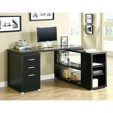 L Shaped Computer Desk With Storage Computer Desk With Storage Home Office Design