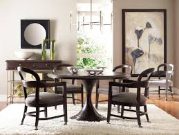 Round 54 Inch Dining Table Homelegance Avalon Round Pedestal Dining Table Gallery With 54