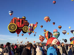 Lighted Balloons New Mexico Adventure U2013 Circle The World
