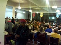 feeding the homeless on thanksgiving bloor lansdowne christian fellowship ministering the gospel of